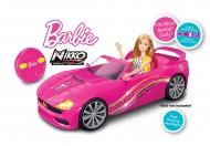 Masina cu radiocomanda - Barbie