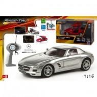 Masina Mercedes SLS AMG cu radiocomanda scara 1:16