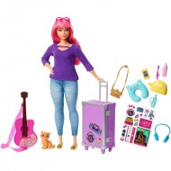 MATTEL Barbie® Travel Daisy Doll