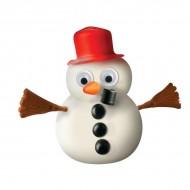 Melting Snowman - plastelina Ma topesc!