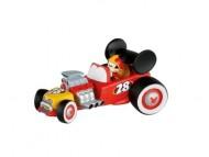 Mickey cu masina - Mickey si pilotii de curse