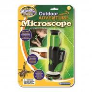 Microscop portabil cu LED