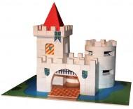 Micul Arhitect - Fortifica Castelul medival - cutie mare
