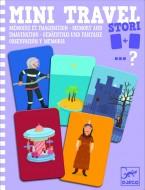 Mini travel Djeco joc de memorie și imaginație