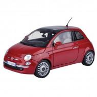 Minimodel Motormax 1:18 Fiat Nuova 500