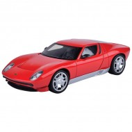 Minimodel Motormax 1:24 Lamborghini Miura Concept