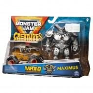MONSTER JAM MACHETA MAX D SI MAXIMUS