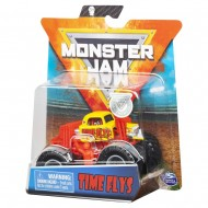 MONSTER JAM METALICE SCARA 1 LA 64 TIME FLYS