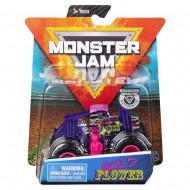 MONSTER JAM METALICE SCARA 1 LA 64 WILD FLOWER