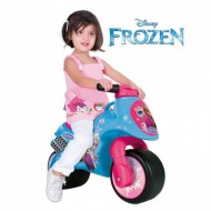 Motocicleta fara pedale Frozen  Neox  Injusa