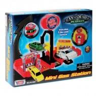 Motormax - Set joc modular - Benzinarie