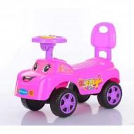 NOU! Masinuta Ride-On Happy_roz