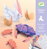 Origami Djeco, Familii de animale