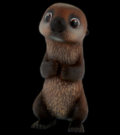Otter - Finding Dory