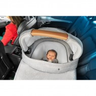Pachet landou Maxi Cosi i-size Jade + baza auto FamilyFix3