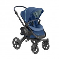 Pachet Nova Maxi Cosi 3in1 ESSENTIAL BLUE