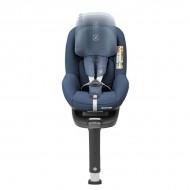 Pachet Scaun auto Maxi Cosi Pearl Smart + Baza auto Maxi Cosi 3wayfix NOMAD BLUE