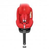 Pachet Scaun auto Maxi Cosi Pearl Smart + Baza auto Maxi Cosi 3wayfix Nomad Red