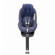 Pachet Scaun auto Maxi Cosi Pearl Smart + Baza auto Maxi Cosi 3wayfix Sparkling Blue
