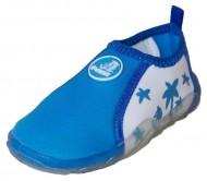 Pantofi de plaja si apa copii, bleu - Masura - 25
