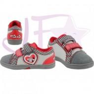 Pantofi scoala licenta Disney-Minnie Mouse