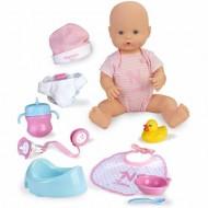 Papusa Bebe Sara cu Accesorii