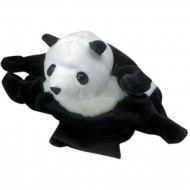 Papusa de mana Panda