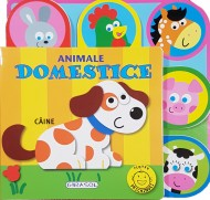 Pentru prichindei - animale domestice