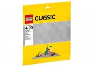 Placa de baza gri LEGO®