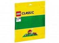 Placa de baza verde LEGO®