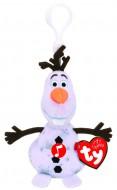 PLUS TY OLAF BRELOC 8.5CM FROZEN2 CU SUNETE