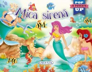 Pop-up - Mica sirena