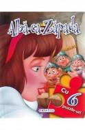Povesti cu puzzle - Alba ca zapada