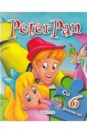 Povesti cu puzzle - Peter Pan