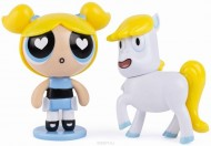 POWERPUFF GIRLS SET 2 FIGURINE BUBBLES SI DONNY