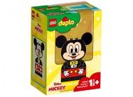 Prima mea constructie Mickey