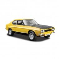 Ford Capri RS2600 (1970) - galben - 1:32 - Colectia Street Clasic