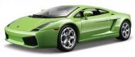 Lamborghini Gallardo - verde metalizat - 1:24