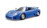 Bugatti 110 EB - albastru - 1:24