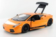 Lamborghini Gallardo Superleggera - portocaliu metalizat - 1:24
