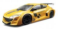 Renault Megane Trophy - galben metalizat - 1:24