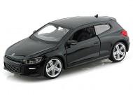 VW Scirocco - negru - 1:24
