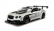 Bentley Continental GT3 - 1:24