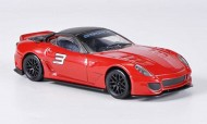 Ferrari 599XX- rosu - Light & Sound - 1:43