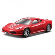 Ferrari 430 Scuderia - rosu - Light & Sound - 1:43