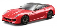 Ferrari 599 GTO - rosu - 1:43 Race & Play