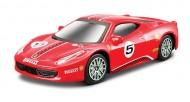 Ferrari 458 Challenge - rosu - 1:43 Race & Play