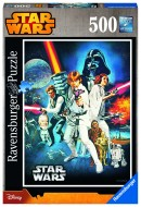 PUZZLE STAR WARS, EP. VI, 500 PIESE