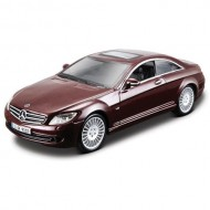 Kit de asamblare Mercedes Benz CL550 - 1:32