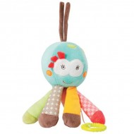 Jucarie muzicala Caracatita - Brevi Soft Toys-074635